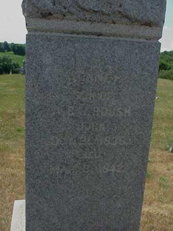 ROUSH, BENNET - Meigs County, Ohio | BENNET ROUSH - Ohio Gravestone Photos