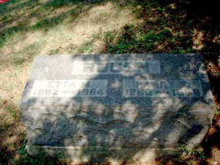 ROUSH, ETTA M. - Meigs County, Ohio | ETTA M. ROUSH - Ohio Gravestone Photos
