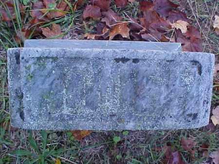 ROUSH, FATHER - Meigs County, Ohio | FATHER ROUSH - Ohio Gravestone Photos