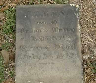 ROUSH, HETTY - Meigs County, Ohio   HETTY ROUSH - Ohio Gravestone Photos