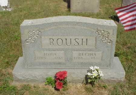 ROUSH, REGINA - Meigs County, Ohio | REGINA ROUSH - Ohio Gravestone Photos