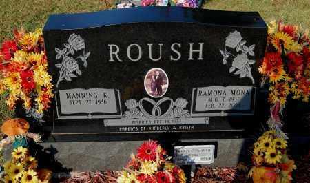 ROUSH, RAMONA - Meigs County, Ohio | RAMONA ROUSH - Ohio Gravestone Photos