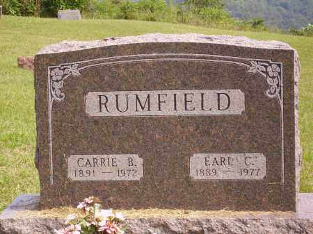 RUMFIELD, EARL C. - Meigs County, Ohio | EARL C. RUMFIELD - Ohio Gravestone Photos