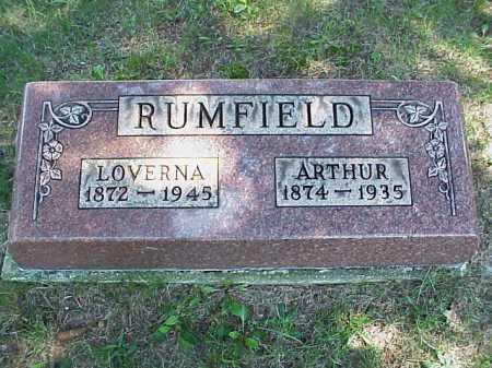RUMFIELD, LOVERNA - Meigs County, Ohio | LOVERNA RUMFIELD - Ohio Gravestone Photos