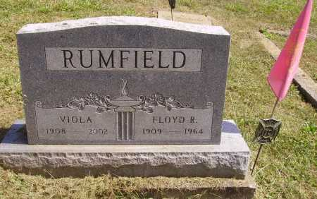 MIGHT RUMFIELD, VIOLA - Meigs County, Ohio | VIOLA MIGHT RUMFIELD - Ohio Gravestone Photos