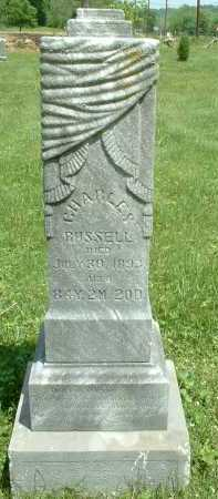 RUSSELL, CHARLES - Meigs County, Ohio | CHARLES RUSSELL - Ohio Gravestone Photos