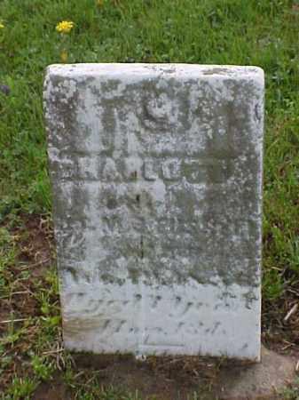 RUSSELL, CHARLOTTE - Meigs County, Ohio | CHARLOTTE RUSSELL - Ohio Gravestone Photos