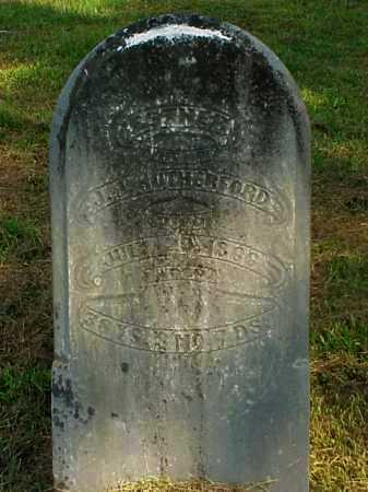 EDMUNDSON RUTHERFORD, ESTHER - Meigs County, Ohio | ESTHER EDMUNDSON RUTHERFORD - Ohio Gravestone Photos