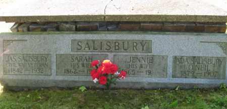SALISBURY O'NEIL, ADA - Meigs County, Ohio | ADA SALISBURY O'NEIL - Ohio Gravestone Photos