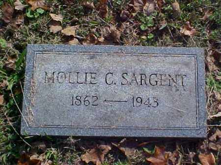 SARGENT, MOLLIE C. - Meigs County, Ohio | MOLLIE C. SARGENT - Ohio Gravestone Photos