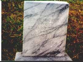 JEWELL SARLE, SARAH M. - Meigs County, Ohio | SARAH M. JEWELL SARLE - Ohio Gravestone Photos