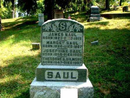GORDON SAUL, JOSEPHINE - Meigs County, Ohio | JOSEPHINE GORDON SAUL - Ohio Gravestone Photos