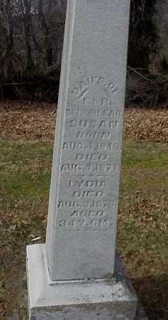 SCHEIBLEAR, LYDIA - Meigs County, Ohio   LYDIA SCHEIBLEAR - Ohio Gravestone Photos