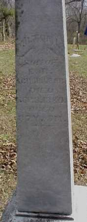 SCHEIBLEAR, MILTON L. - Meigs County, Ohio | MILTON L. SCHEIBLEAR - Ohio Gravestone Photos
