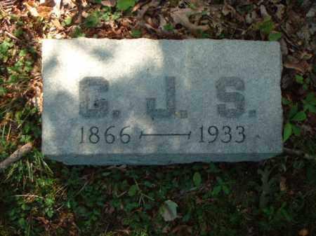 SCHLAEGEL, C.J.S. - Meigs County, Ohio   C.J.S. SCHLAEGEL - Ohio Gravestone Photos