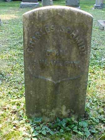 SCHMIDT, CHARLES - Meigs County, Ohio | CHARLES SCHMIDT - Ohio Gravestone Photos