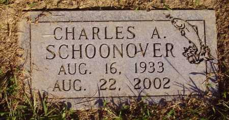 SCHOONOVER, CHARLES A. - Meigs County, Ohio | CHARLES A. SCHOONOVER - Ohio Gravestone Photos