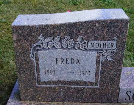 LITTLE SCHOONOVER, FREDA - Meigs County, Ohio | FREDA LITTLE SCHOONOVER - Ohio Gravestone Photos
