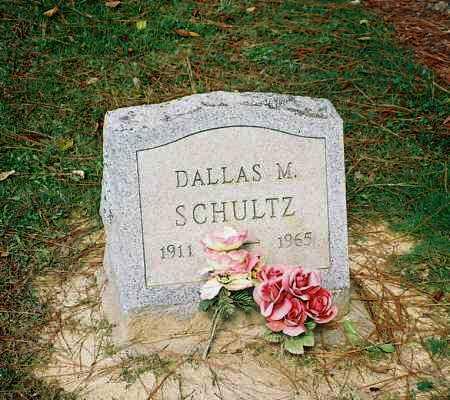 SCHULTZ, DALLAS M. - Meigs County, Ohio | DALLAS M. SCHULTZ - Ohio Gravestone Photos