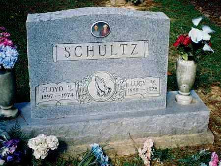SCHULTZ, LUCY M. - Meigs County, Ohio | LUCY M. SCHULTZ - Ohio Gravestone Photos