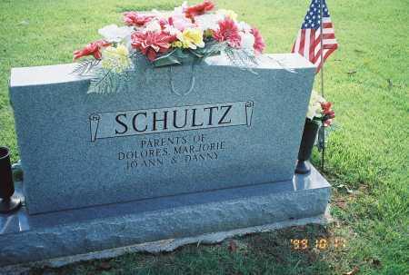 SCHULTZ MOUNMENT, EVERETT AND BEULAH - Meigs County, Ohio | EVERETT AND BEULAH SCHULTZ MOUNMENT - Ohio Gravestone Photos
