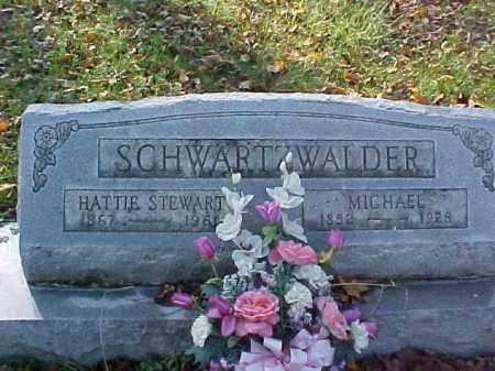 SCHWARTZWALDER, MICHAEL - Meigs County, Ohio | MICHAEL SCHWARTZWALDER - Ohio Gravestone Photos