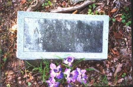 SCHWARZ, A.C. - Meigs County, Ohio | A.C. SCHWARZ - Ohio Gravestone Photos