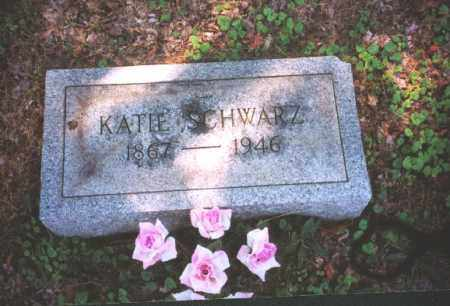 SCHWARZ, KATIE - Meigs County, Ohio | KATIE SCHWARZ - Ohio Gravestone Photos