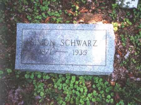 SCHWARZ, SIMON - Meigs County, Ohio   SIMON SCHWARZ - Ohio Gravestone Photos