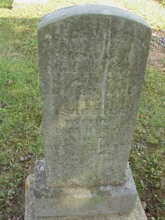 SCOTT, MOSES B. - Meigs County, Ohio | MOSES B. SCOTT - Ohio Gravestone Photos