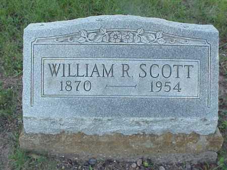 SCOTT, WILLIAM R. - Meigs County, Ohio | WILLIAM R. SCOTT - Ohio Gravestone Photos