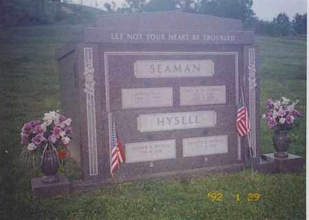 SEAMAN, MARY M. - Meigs County, Ohio   MARY M. SEAMAN - Ohio Gravestone Photos