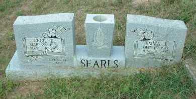 SEARLS, CECIL E. - Meigs County, Ohio | CECIL E. SEARLS - Ohio Gravestone Photos