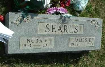 SEARLS, JAMES E. - Meigs County, Ohio | JAMES E. SEARLS - Ohio Gravestone Photos