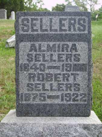 SELLERS, ALMIRA - Meigs County, Ohio | ALMIRA SELLERS - Ohio Gravestone Photos