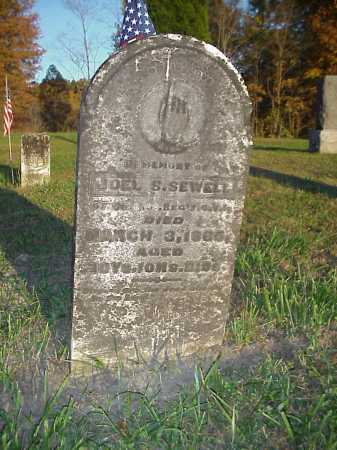 SEWELL, JOEL S. - Meigs County, Ohio | JOEL S. SEWELL - Ohio Gravestone Photos