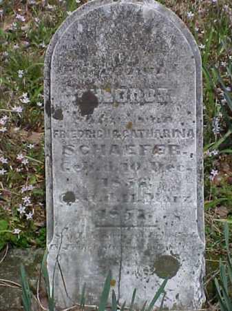 SHAFFER, THEODOR - Meigs County, Ohio | THEODOR SHAFFER - Ohio Gravestone Photos