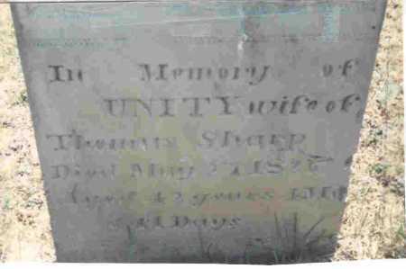 MERRITT SHARP, UNITY - Meigs County, Ohio   UNITY MERRITT SHARP - Ohio Gravestone Photos