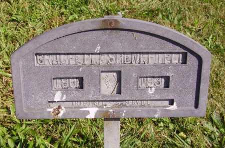 SHENEFIELD, GRACE P. - Meigs County, Ohio | GRACE P. SHENEFIELD - Ohio Gravestone Photos