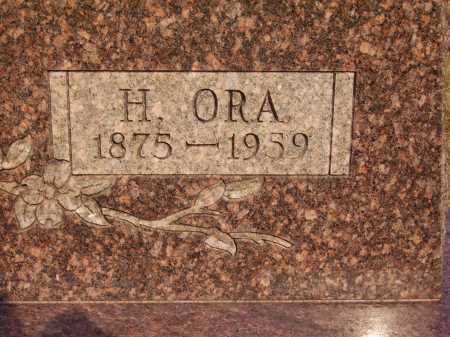 SHENEFIELD, H. ORA - Meigs County, Ohio | H. ORA SHENEFIELD - Ohio Gravestone Photos
