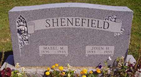 KEMPER SHENEFIELD, MABEL M. - Meigs County, Ohio | MABEL M. KEMPER SHENEFIELD - Ohio Gravestone Photos