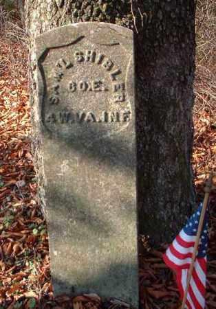 SHIBLER, SAMUEL - Meigs County, Ohio   SAMUEL SHIBLER - Ohio Gravestone Photos