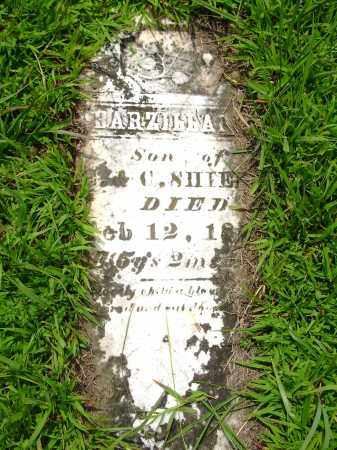 SHIELDS, BARZILLA - Meigs County, Ohio | BARZILLA SHIELDS - Ohio Gravestone Photos