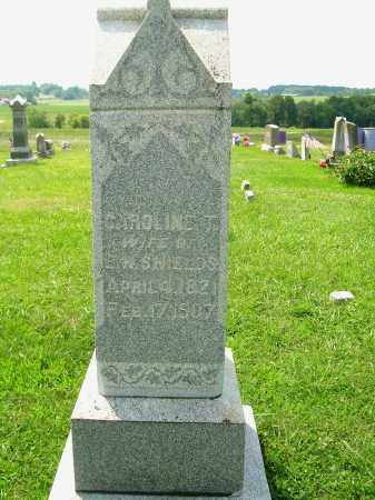 SANDERS SHIELDS, CAROLINE THARP - Meigs County, Ohio | CAROLINE THARP SANDERS SHIELDS - Ohio Gravestone Photos