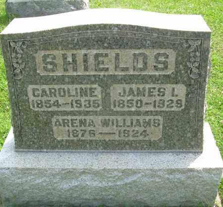 SHIELDS, JAMES - Meigs County, Ohio | JAMES SHIELDS - Ohio Gravestone Photos
