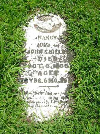 SHIELDS, NANCY - Meigs County, Ohio   NANCY SHIELDS - Ohio Gravestone Photos