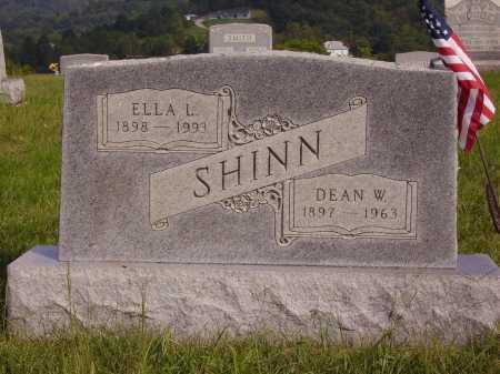 SHINN, ELLA L. - Meigs County, Ohio | ELLA L. SHINN - Ohio Gravestone Photos