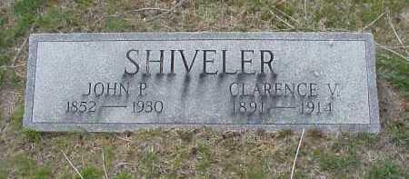SHIVELER, JOHN P. - Meigs County, Ohio | JOHN P. SHIVELER - Ohio Gravestone Photos