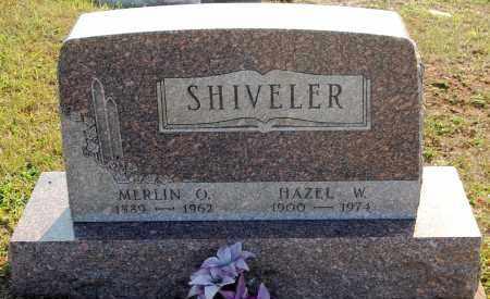 SHIVELER, MERLIN O. - Meigs County, Ohio | MERLIN O. SHIVELER - Ohio Gravestone Photos