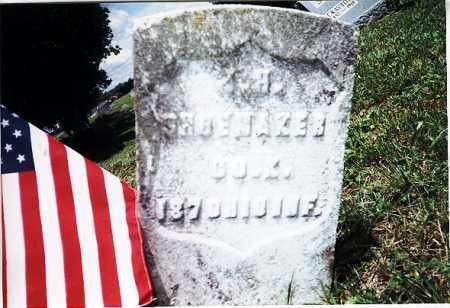 SHOEMAKER, JOSEPH HOUSTON - Meigs County, Ohio   JOSEPH HOUSTON SHOEMAKER - Ohio Gravestone Photos